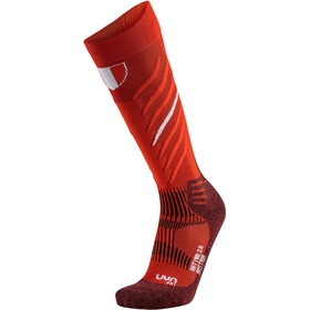 UYN Natyon 2.0 Calze, rosso